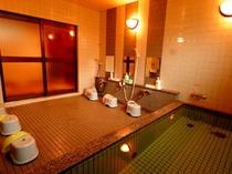 人工泉「トゴールの湯」