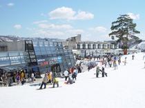 白馬五竜スキー場エスカルプラザ