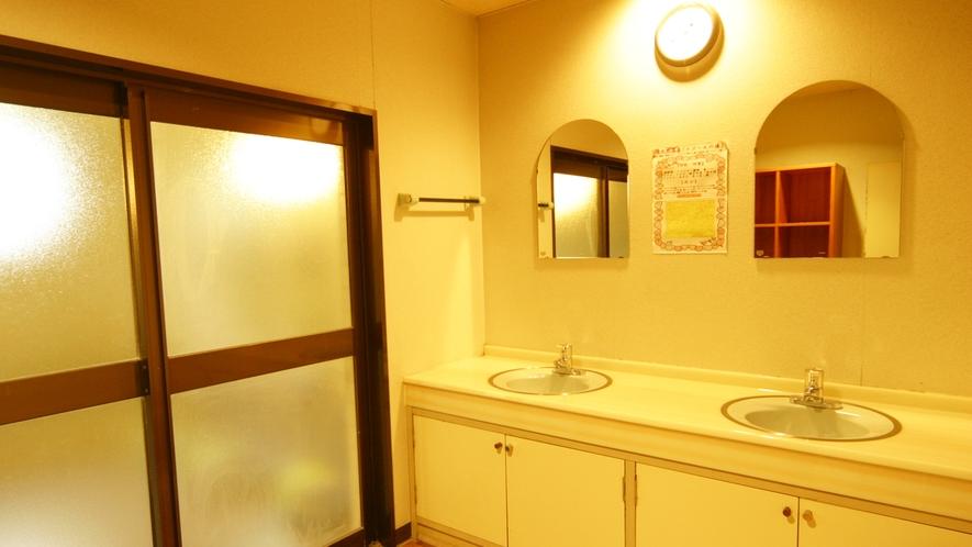 *[大浴場一例]2番館・B1階。入浴時間は6:00~23:00