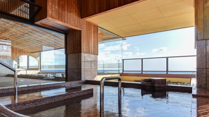 【素泊まり】花の浮島礼文島の絶景を満喫/山側洋室