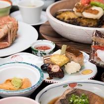 *【夕食:一例】