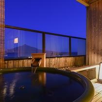 *【客室:一例】露天風呂付ツインルーム