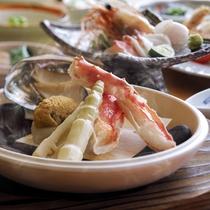 【夕食一例】宝楽コース