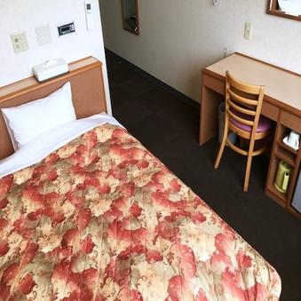 シングル【全室禁煙】1名 ベッド幅110〜122cm
