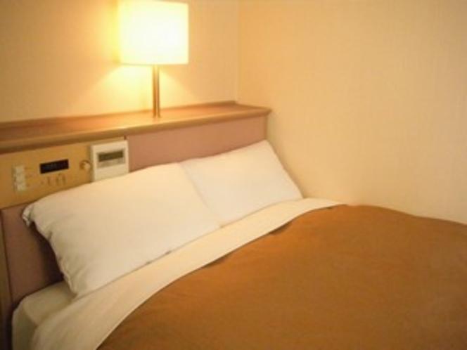 【エコノミーセミダブル】115センチ幅ベッド・2名様でお得に宿泊♪