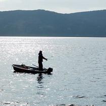 芦ノ湖 釣り