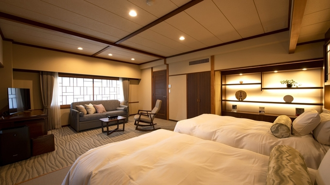 【NEW!】コンフォートツイン(2021年初夏リニューアル客室)に泊まる