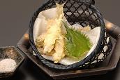 公魚天ぷら