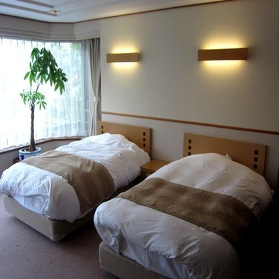 【特別室】 広々和洋室【12.5畳+2ベット付】プラン
