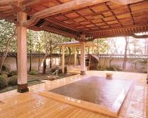 ●大浴場=露天風呂