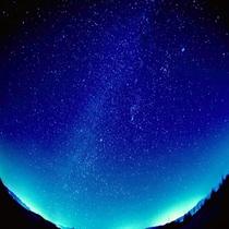 星降る北八ヶ岳 山岳リゾートならではの景色をお楽しみいただけます。