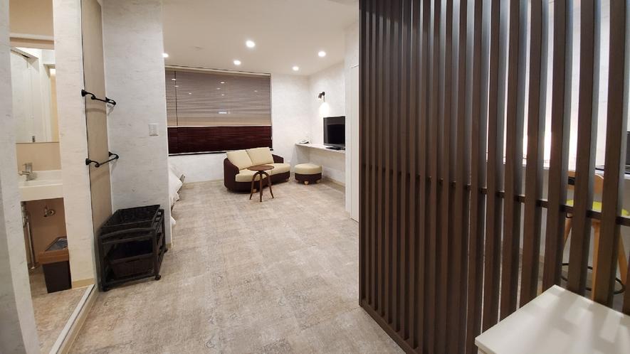[禁煙室]リラックスツイン洋室 ≪36平米≫