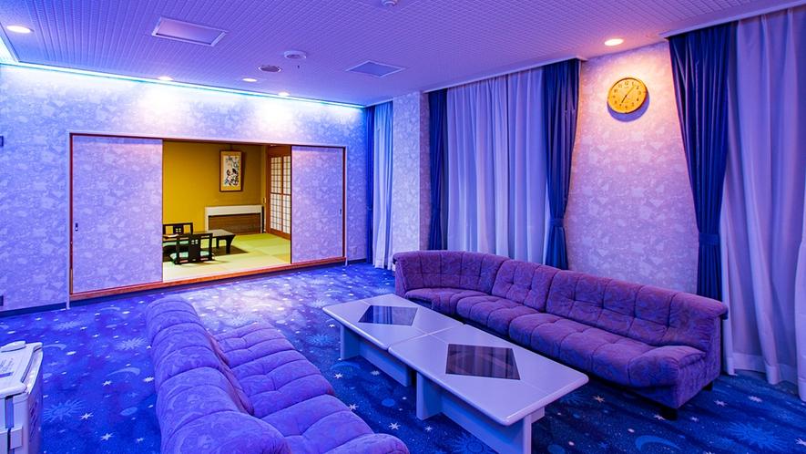 和室12畳 + リビングスイートタイプ【本館最上階5階】
