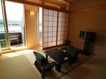4F modern和室