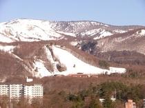 草津国際スキー場 全景