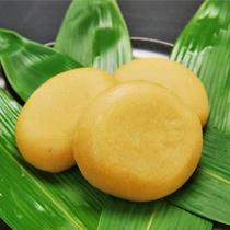 【三朝の大定番のお土産】とち餅イメージ