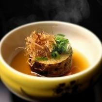 【揚物】砂丘長芋の揚げ出汁
