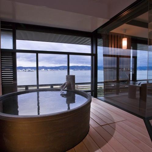 デザインフロアMINAMO露天風呂付和洋室307号室