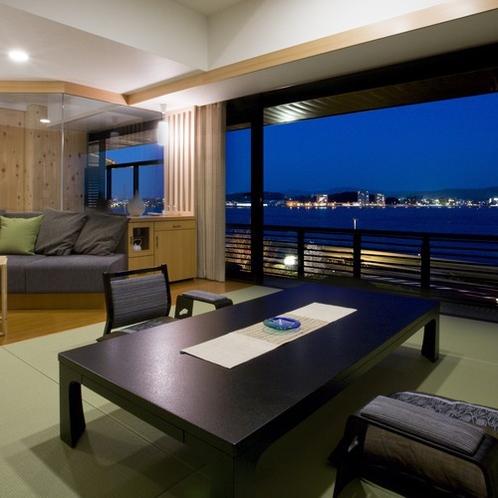 デザインフロアMINAMO露天風呂付和洋室306号室