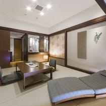 デザインフロアMINAMOシャワーブース付和室8畳305号室