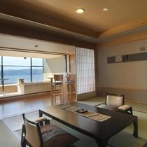 特別フロア水と雲の抄露天風呂付和室10畳「雲の1号室」