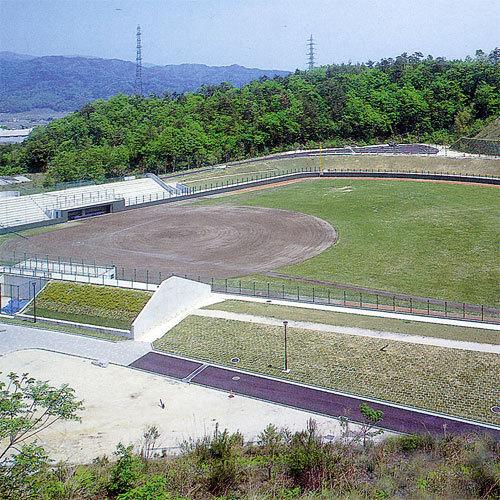 ■峰山球場■