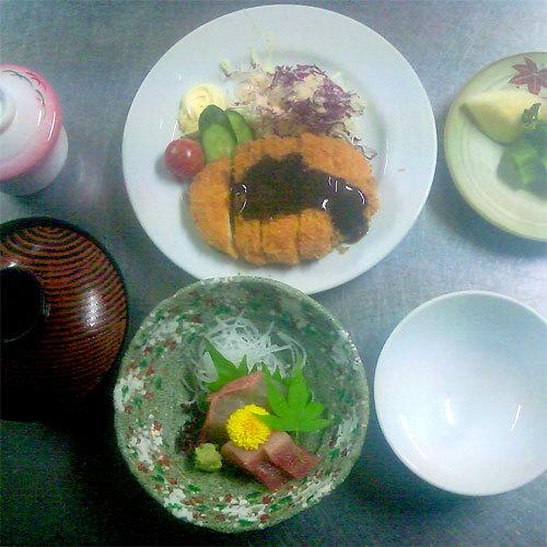 ■ビジネス夕食一例■