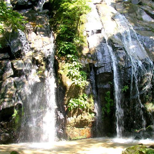 ■金引の滝■
