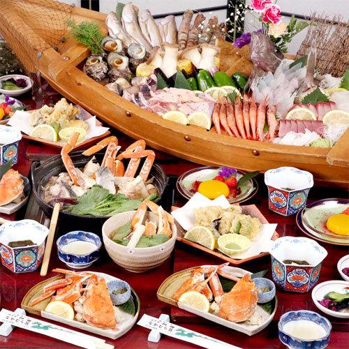■豪快漁師鍋&浜焼料理■