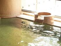 ■メタケイ酸を含んでいる美肌湯