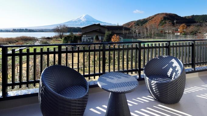【素泊まり】ちょっと贅沢に♪富士山の眺望を独り占め♪食材持ち込みOK!!