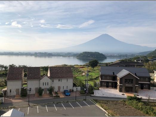 【ペット同宿・素泊まりプラン】ペットさんと一緒!プライベートなお部屋とお庭でのんびりと富士山を満喫♪