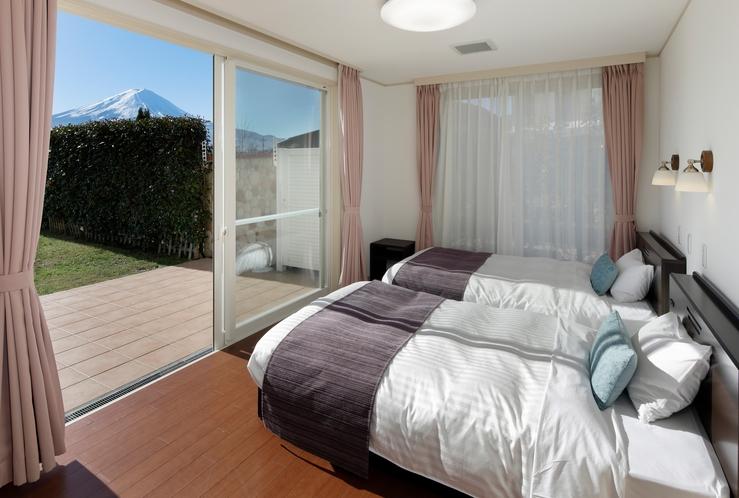 ●ラベンダー ベッドルーム