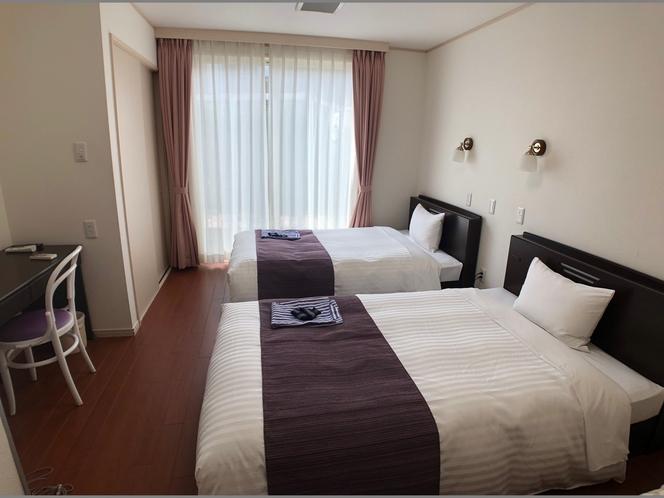 ラベンダー 寝室