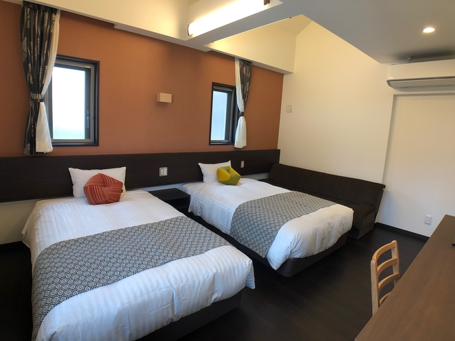 桜 ベッドルーム