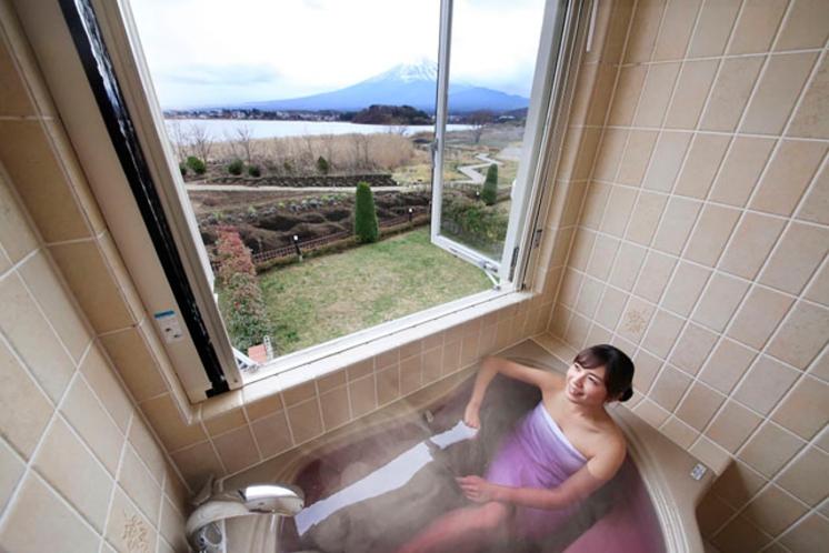 カモミール 風呂