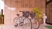 *[レンタサイクリング]沖縄の爽やかな風を感じながらサイクリング♪フロントへお問い合わせ下さい