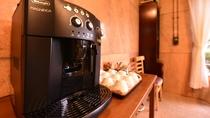 *[レストラン]バリスタコーヒーをご用意!ご自由に美味しい珈琲をどうぞ。
