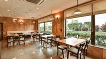 *[食堂]ご朝食はこちらへご用意致します(当館斜め向かいの姉妹館「山田荘」)