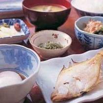 朝食(魚)