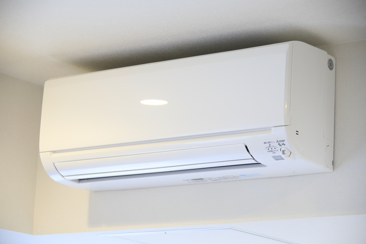 全室個別空調