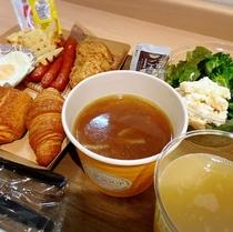 朝食 ベーカリーボックス
