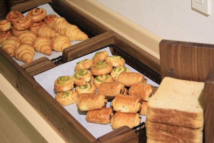 ベルギー産全粒粉食パン