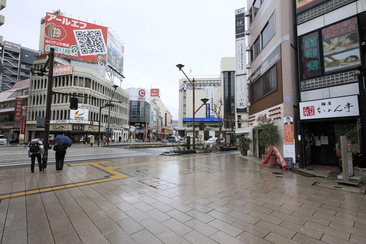 長野駅からのアクセス3