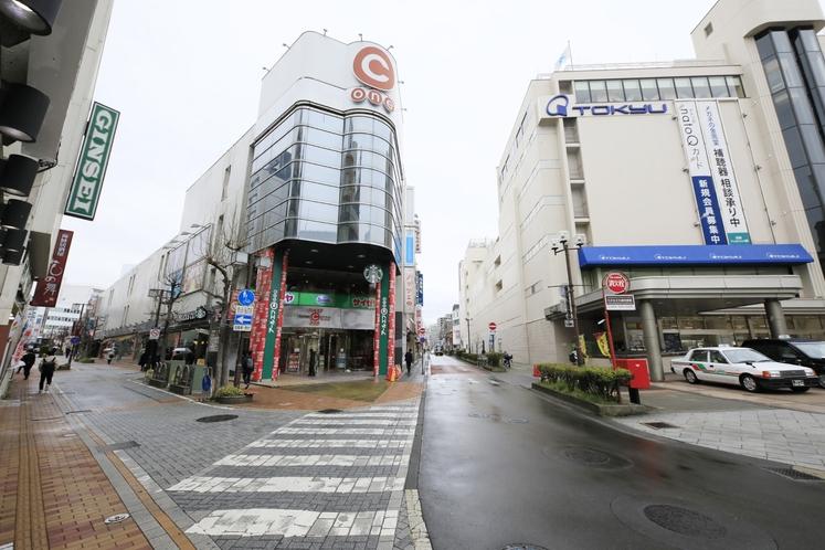 長野駅からのアクセス