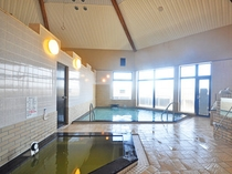 【おおの健康の湯・女湯】宿泊の方は無料で入浴いただけます。