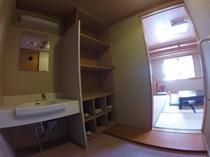和室 洗面台