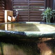 露天風呂付和洋室 風呂