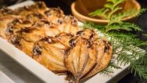 伊豆の美味しい鯵の干物