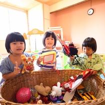 おもちゃ完備★キッズルーム